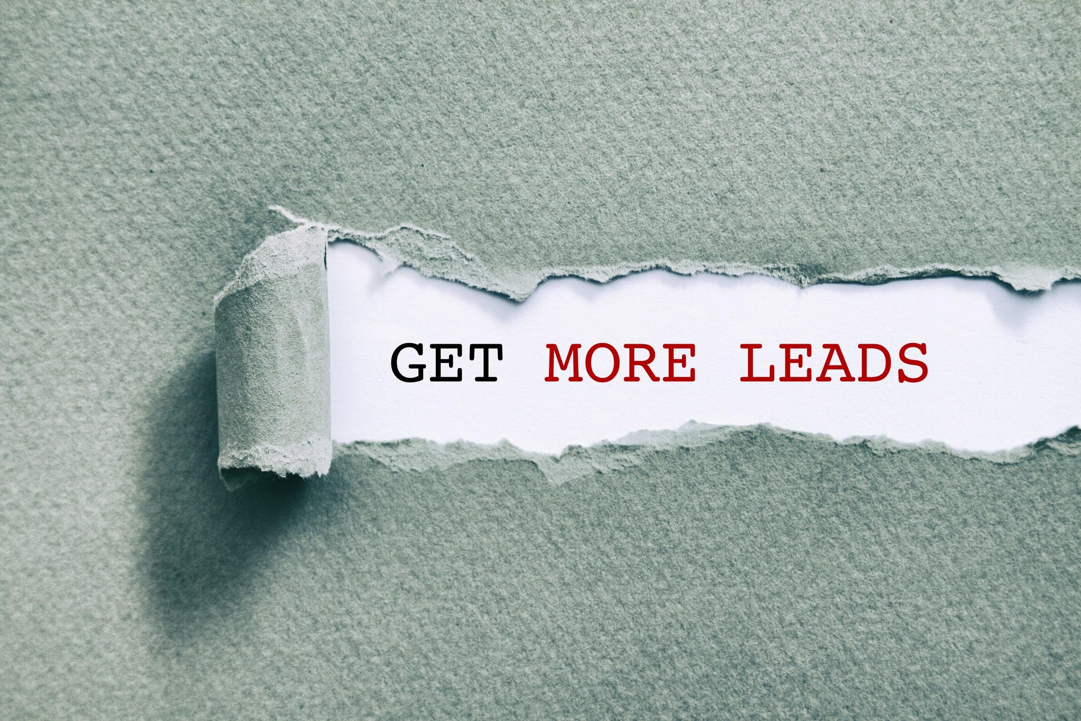 get more b2b leads